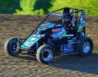 Chase McDermand - 3rd in USAC IMRA Speed2 Midget points.