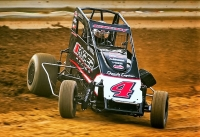 Ryan Greth - 11th in USAC National Midget points