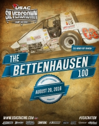 "SPRINGFIELD'S ""BETTENHAUSEN 100"" RAINED OUT"