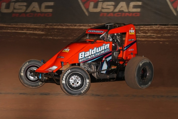 "Chris Windom won three of the four features held during the 2016 ""Western World Championships"" at Arizona Speedway."