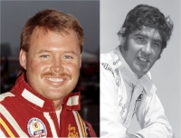 Tony Elliott (Left) and Sheldon Kinser (Right)