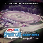 SATURDAY'S PLYMOUTH USAC SPRINT RACE LIVE ON SPEED SHIFT