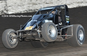 #5 Logan Williams – 10th in USAC/CRA Point Standings.