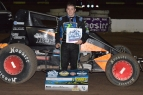 "BACON WINS ""WINTER CHALLENGE"" OPENER AT CANYON"