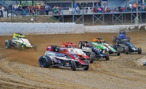 USAC SPRINT CAR STAT UPDATE: May 15, 2018