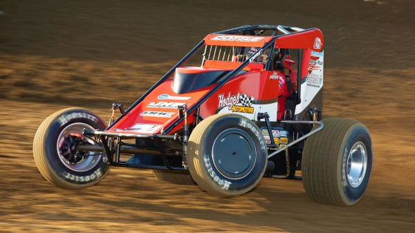 NOS Energy Drink Indiana Sprint Week ProSource Passing Master point leader Shane Cottle (Kansas, Ill.)