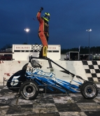 BEAN ADDS #10 WITH HICKORY VICTORY