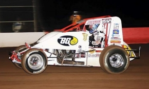 Last Saturday night's Canyon winner, R.J. Johnson