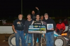 BERNAL BY INCHES OVER DARLAND AT PEORIA!!!!