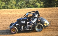 2015 USAC Midwest HPD Midget champ Alex Watson will be one of the contenders this Saturday night at Montpelier Ind. Motor Speedway.