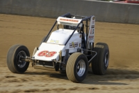 Kody Swanson, 2014 USAC Silver Crown Champion