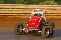 "Billy Pauch, Jr. in action during last year's ""Eastern Storm"" aboard Tony Pietrofitta's #175."