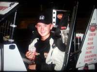Cory Elliott wins at Bakersfield.