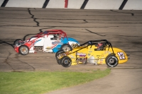 #17 Chris Windom battles with #21 Eric Gordon.