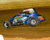 2018 USAC East Coast Sprint Car champion Steven Drevicki
