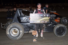 #73 Ryan Bernal – Tulare Chris & Brian Faria Memorial Winner.
