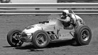 #56 Jim Hurtubise at the Terre Haute Action Track