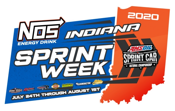 LINCOLN PARK INDIANA SPRINT WEEK RESULTS: 7/31/2020