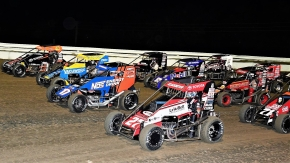 USAC MIDGET DRIVERS SET 26 NEW TRACK RECORDS LAST YEAR