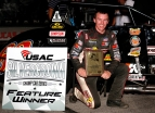 "KODY TURNS THE TABLES IN SWANSON BROTHER BATTLE AT ""RICH VOGLER/USAC HALL OF FAME CLASSIC"""