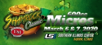 MICROS SET FOR TWO NIGHTS AT SHAMROCK CLASSIC MARCH 6-7