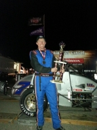 "BUCKLEY TAKES ""FALL CLASSIC"" OPENER AT LVMS"