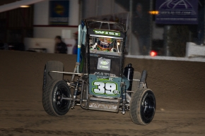 "#39BC Zeb Wise finished 3rd in last year's ""Shamrock Classic."""