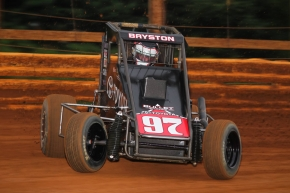 "Spencer Bayston leads the USAC Midget National Championship point standings heading into this Saturday night's 35th ""4-Crown Nationals"" at Eldora."