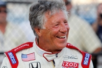 Mario Andretti has been named the grand marshal of the USAC .25 Midget event April 5-7, 2018 at ISM Raceway in Phoenix, Ariz.