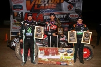 CLAUSON STOPS NATIONAL CHAMPION BALLOU FOR WESTERN WORLD CROWN; GARDNER WINS FOURTH CRA SERIES TITLE
