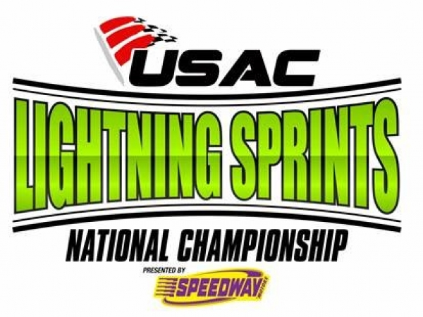 USAC LIGHTNING SPRINTS UPDATE: 8/29/2017