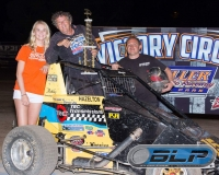 Wally Pankratz wins at Visalia!