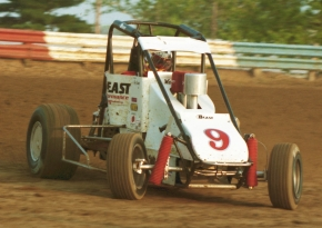 1995 USAC National Midget Champion Tony Stewart