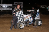 Gedd Ross wins at Spoon River!