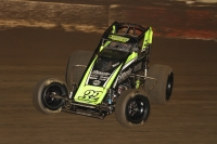 "Chase Stockon - 2nd in USAC AMSOIL National Sprint Car points - is among the 48 so far who have entered to race the 2016 Budweiser ""Oval Nationals"" Nov. 10-11-12."