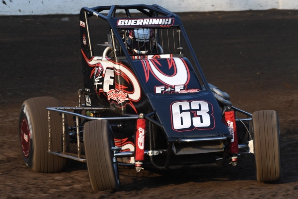 #63 Frankie Guerrini – 2nd in USAC Western Midget Point Standings.