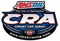 AMSOIL USAC/CRA SPRINT CAR SCHEDULE SET FOR 24 EVENTS IN 2016
