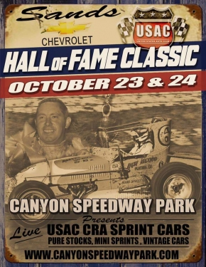 "15th SANDS CHEVROLET ""HALL OF FAME CLASSIC"" AT CANYON"