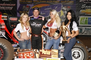 HINES HUSTLES TO CAREER WIN #47 IN CANYON OPENER