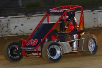 Kurt Mueller - 9th in USAC IMRA Midget points.