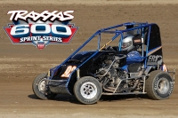 Kris Knox won Saturday's Open 600 Sprint at Plymouth.