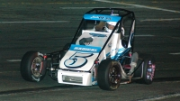USAC Eastern Speed2 Midget point leader Jessica Bean (Farmland, Ind.)