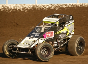 Chase Stockon is the most recent driver to win a USAC AMSOIL National Sprint Car feature at both Terre Haute and Tri-State in a single season, one of seven drivers to ever do so.