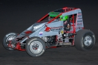 5-time USAC/CRA AMSOIL Sprint Car champion Damion Gardner.
