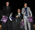 NATIONAL CHAMPIONS SHARE SPOTLIGHT