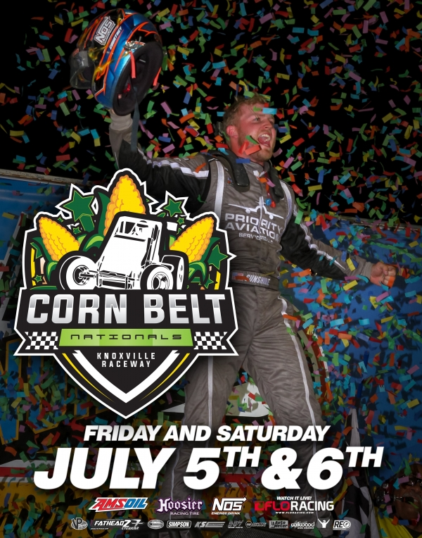 CORN BELT NATIONALS BEGINS TONIGHT!