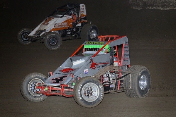 GARDNER GRABS $25 GRAND; TAKES OVAL NATIONALS WIN #3 AT THE PAS
