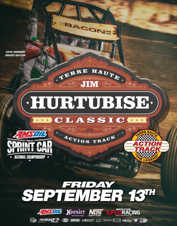 EVENT INFO: JIM HURTUBISE CLASSIC - 9/13/2019