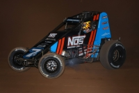 "#7BC Tyler Courtney trails Kevin Thomas, Jr. in the USAC AMSOIL National Sprint Car race by a mere 2 points entering the Nov. 8-9-10 Budweiser ""Oval Nationals"" presented by All Coast Construction at California's Perris Auto Speedway."