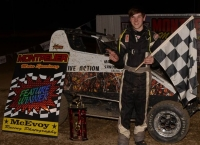 Gage Etgen wins at Montpelier!